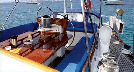 Little Harbor Pilot 75 1981 Egg Harbor Boats for Sale