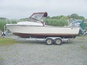 Boats for Sale & Yachts Mako 258 Walkaround 1981 Mako Boats for Sale