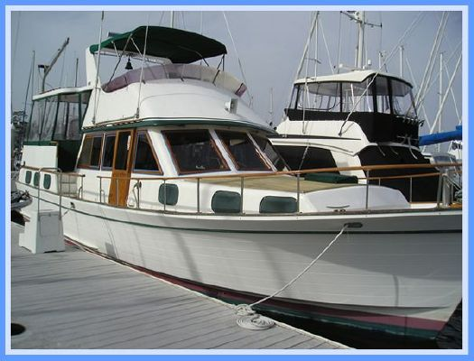Boats for Sale & Yachts Marine Trader La Belle 43 1981 All Boats