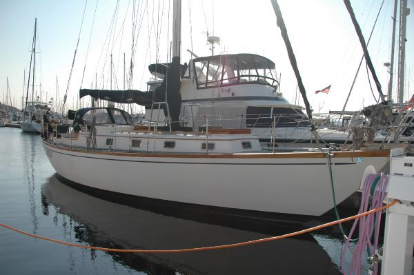 1981 Mason 43 Cutter Boats Yachts For Sale