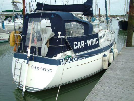 Moody 29 1981 All Boats