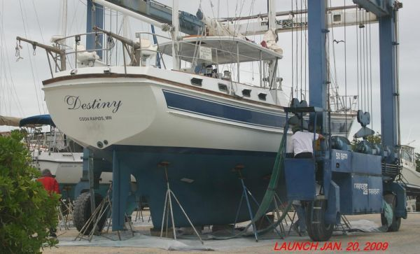 1981 nautical development ketch  23 1981 Nautical Development Ketch