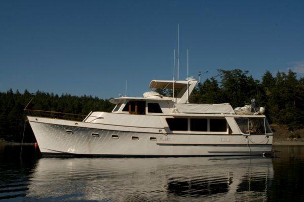 Boats for Sale & Yachts Ocean Alexander Mark 1 Extended 1981 Motor Boats Ocean Alexander Boats