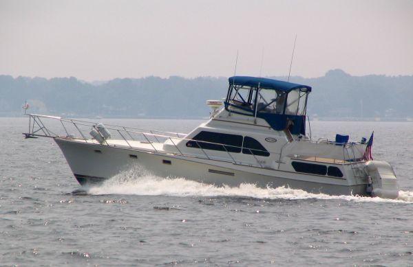 Ocean Sunliner Motor Yacht 1981 All Boats