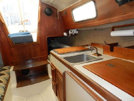 Boats for Sale & Yachts Pacific Seacraft Flicka 20 1981 Seacraft Boats for Sale