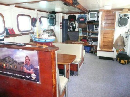 PASSENGER LANDING BARGE 75' STEEL 1981 All Boats
