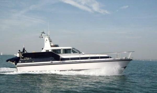 Picchiotti Nelson 45 Tigress Mark II 1981 All Boats