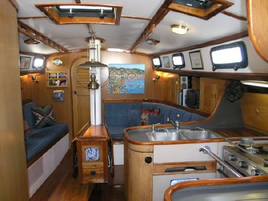 Southern Cross 39 cutter 1981 Sailboats for Sale