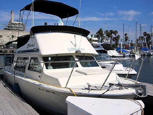 Tollycraft 26 Sedan 1981 All Boats