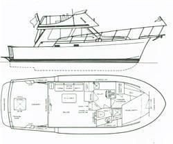 Tollycraft Sedan 1981 All Boats