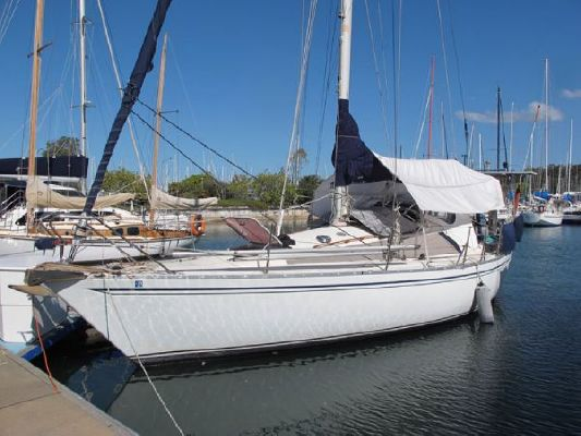 Yamaha 33 Sailing Sloop 1981 Ski Boat for Sale Sloop Boats For Sale
