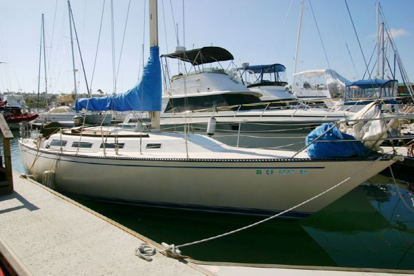 Catalina Sloop 1982 38' Catalina Yachts for Sale Sloop Boats For Sale