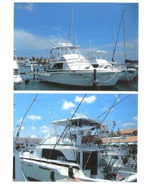 Bertram Convertible Sedan 1982 Bertram boats for sale