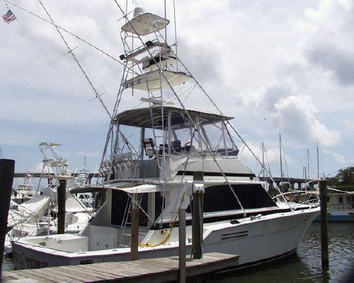 Bertram Sportfish 1982 Bertram boats for sale Sportfishing Boats for Sale