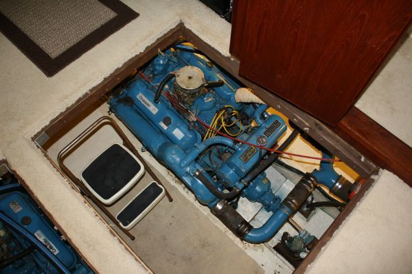 Boats for Sale & Yachts Bluewater Yachts 53 Sedan Yacht 1982 Bluewater Boats for Sale