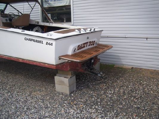 Chaparral 244 1982 Chaparral Boats for Sale