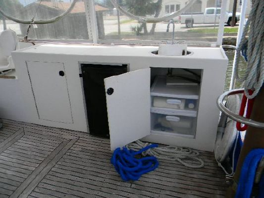 Cheoy Lee 40 LRC 1982 Cheoy Lee for Sale