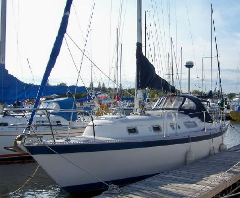 Columbia 8.7 1982 All Boats