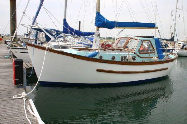 1982 Colvic Watson Motor Sailer 28 - Boats Yachts for sale
