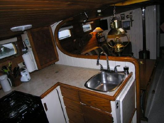 Boats for Sale & Yachts Custom Flush Deck Steel Sloop 1982 Sloop Boats For Sale