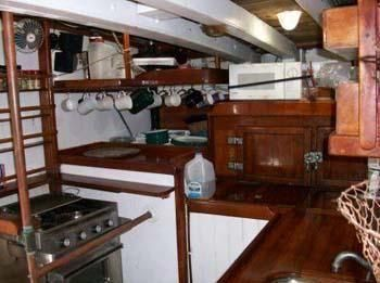 Custom Schooner (JFR) 1982 Schooner Boats for Sale