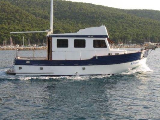 Custom Trawler Grand Banks 32 1982 Trawler Boats for Sale