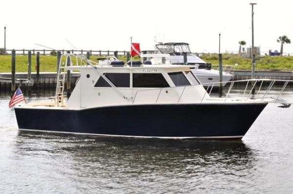 Boats for Sale & Yachts delta 34 Pilothouse 1982 Pilothouse Boats for Sale