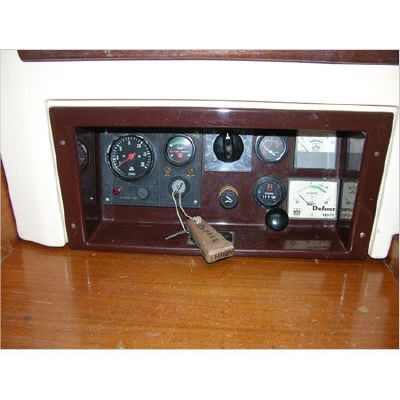 1982 dufour 31 sail  13 1982 Dufour 31 Sail