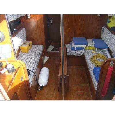 1982 dufour 31 sail  8 1982 Dufour 31 Sail