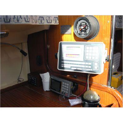 1982 dufour 31 sail  9 1982 Dufour 31 Sail