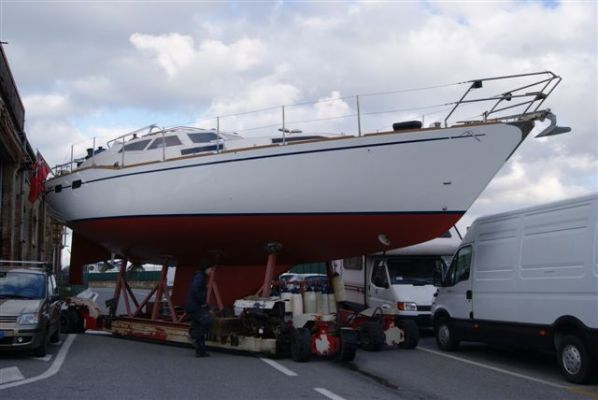 Franchini Motorsailer Atlantide 47 1982 Sailboats for Sale