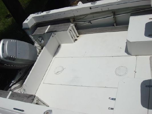 1982 grady white 22 dual console  8 1982 Grady White 22 Dual Console