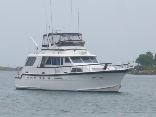 Hatteras ACMY With Cockpit Extension 1982 Hatteras Boats for Sale
