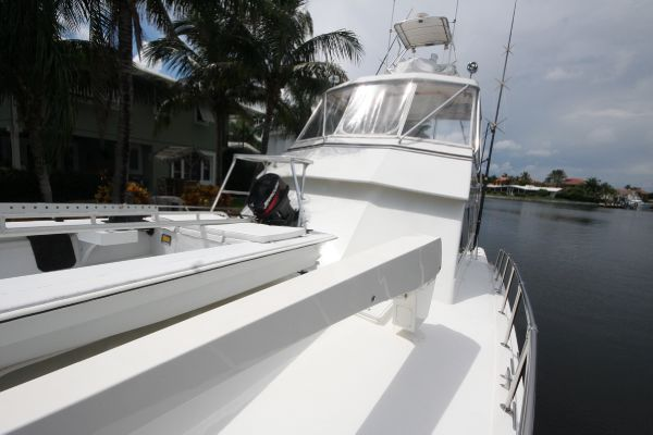 Boats for Sale & Yachts Hatteras Convertible Custom Refit @ 400K 1982 Hatteras Boats for Sale