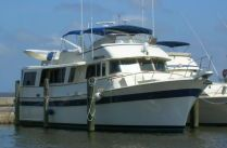 Boats for Sale & Yachts Hatteras Long Range Cruiser 1982 Hatteras Boats for Sale