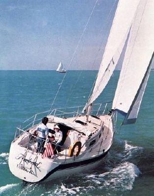 1982 irwin 31  4 1982 Irwin 31