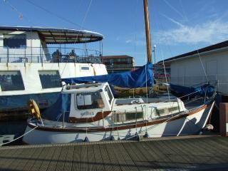 1982 Island Plastics Ip24 Motorsailer Boats Yachts For Sale