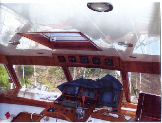 Kok, Holland Pilothouse Ketch 1982 Ketch Boats for Sale Pilothouse Boats for Sale