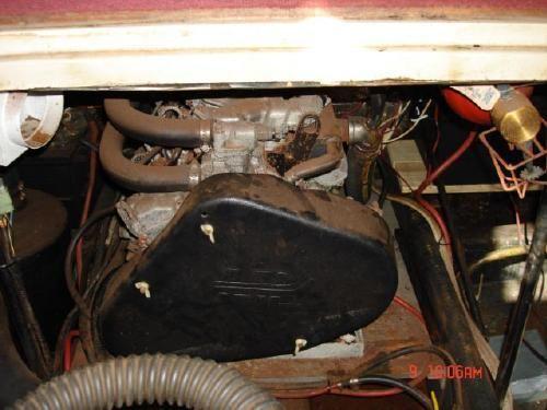 1982 lancer motorsailer  16 1982 Lancer Motorsailer