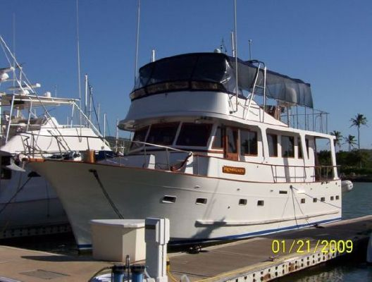 Boats for Sale & Yachts Lien Hwa Trawler 1982 Trawler Boats for Sale