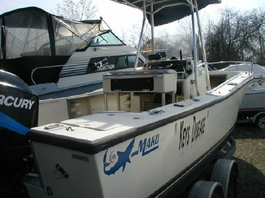 Mako 254 Center Console 1982 Mako Boats for Sale