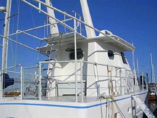 Boats for Sale & Yachts Pelligrini Custom Steel 46' Trawler 1982 Trawler Boats for Sale