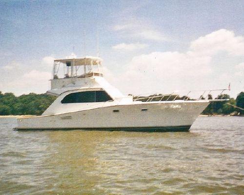 Post 42 Sportfisherman 1982 Sportfishing Boats for Sale