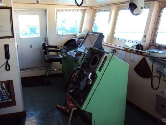 Refrigerated Cargo Vessel Custom 1982 Trawler Boats for Sale