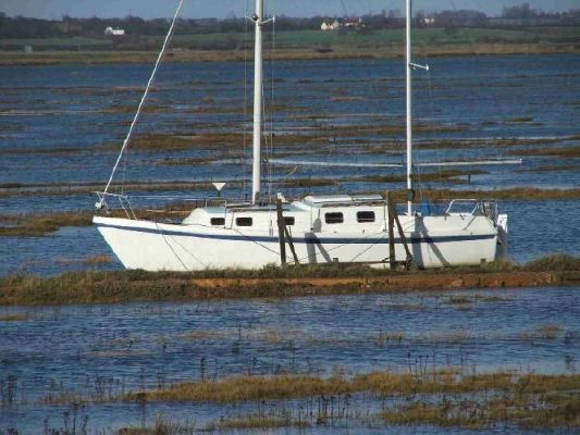 Shoal Draft Ketch 1982 Ketch Boats for Sale
