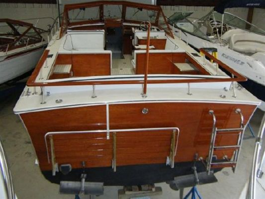Skiff Craft 30' Factory Refurbished Runabout 1982 Skiff Boats for Sale