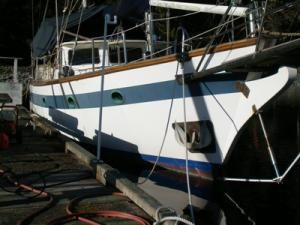 Boats for Sale & Yachts Skookum Auxiliary Sailing Ketch 57' 1982 Ketch Boats for Sale