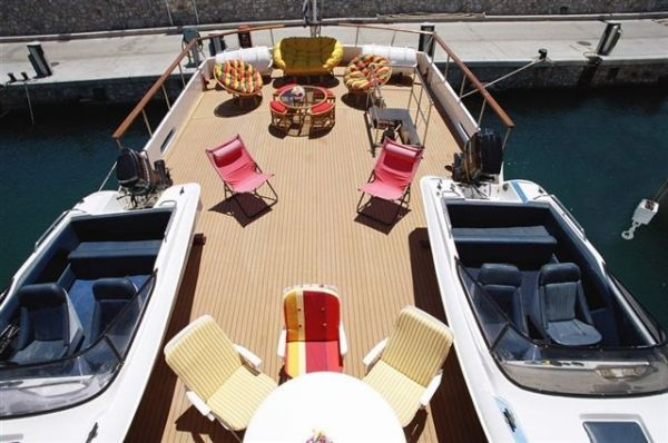 Boats for Sale & Yachts STEEL DISPLACEMENT MY 40M S/01284 1982 All Boats