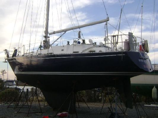 Stevens 40 Cutter 1982 Sailboats for Sale