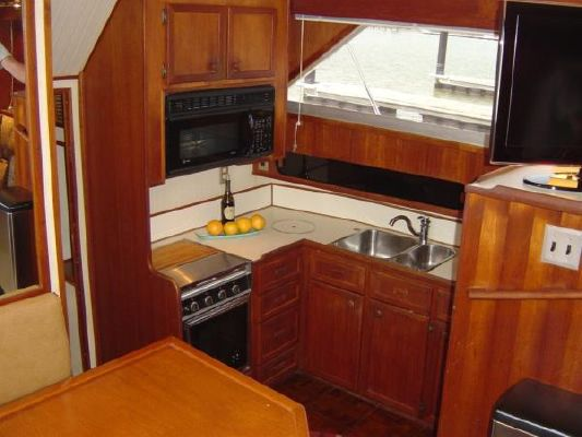1982 Uniflite 46 Motor Yacht Boats Yachts For Sale